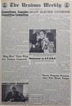 The Ursinus Weekly, November 5, 1970 by Alan Gold, Jane Siegel, Marc Hauser, Charles Chambers, Bob Swarr, Judith Earle, and Cris Crane