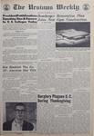 The Ursinus Weekly, December 17, 1970 by Alan Gold, Bruce Hess, Marc Hauser, Carol Barenblitt, Candy Silver, Don McAviney, and Cris Crane