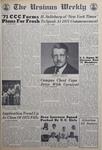 The Ursinus Weekly, May 13, 1971