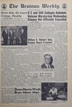 The Ursinus Weekly, October 10, 1969