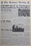 The Ursinus Weekly, November 21, 1969
