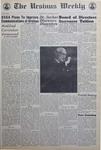 The Ursinus Weekly, January 21, 1970
