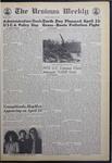 The Ursinus Weekly, April 17, 1970