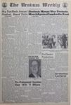 The Ursinus Weekly, May 14, 1970