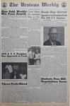 The Ursinus Weekly, May 28, 1970