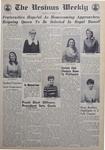 The Ursinus Weekly, October 17, 1968