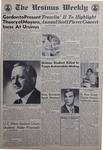 The Ursinus Weekly, May 1, 1969