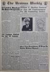 The Ursinus Weekly, May 29, 1969