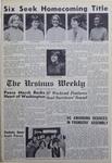 The Ursinus Weekly, October 26, 1967