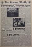 The Ursinus Weekly, December 14, 1967