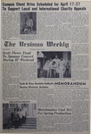 The Ursinus Weekly, April 11, 1968