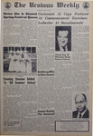 The Ursinus Weekly, May 23, 1968