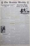 The Ursinus Weekly, October 6, 1966