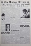 The Ursinus Weekly, December 8, 1966