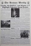 The Ursinus Weekly, February 15, 1967