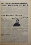 The Ursinus Weekly, May 4, 1967