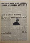 The Ursinus Weekly, May 4, 1967