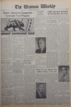 The Ursinus Weekly, October 11, 1965 by Patricia Rodimer, Carol Good, Connie Church, and Frederick Light
