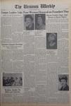 The Ursinus Weekly, October 25, 1965