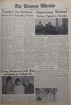 The Ursinus Weekly, November 1, 1965