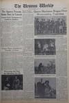 The Ursinus Weekly, November 8, 1965