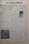 The Ursinus Weekly, November 22, 1965 by Patricia Rodimer, Jon Katz, Chuck Broadbent, Quimby Rae, Thomas W. Beaver, and Linda DiMauro