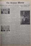 The Ursinus Weekly, February 14, 1966