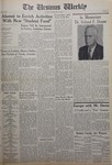 The Ursinus Weekly, February 28, 1966