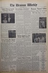 The Ursinus Weekly, March 21, 1966 by Patricia Rodimer, Chuck Broadbent, Samuel Totaro, Mort Kersey, and Jon Katz