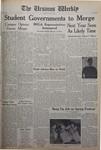 The Ursinus Weekly, May 9, 1966