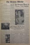 The Ursinus Weekly, September 28, 1964