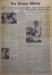 The Ursinus Weekly, October 12, 1964