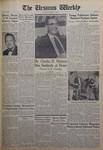 The Ursinus Weekly, October 19, 1964