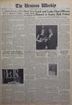 The Ursinus Weekly, November 16, 1964 by Craig S. Hill, Helen Simmons, Karen Kohn, Samuel Walker, David Wolf, and Marianne Murphy