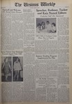 The Ursinus Weekly, April 12, 1965