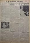 The Ursinus Weekly, October 7, 1963 by Sharon E. Robbins, Carl F. Peek, David J. Phillips, and Craig Garner
