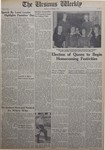 The Ursinus Weekly, November 4, 1963