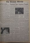 The Ursinus Weekly, December 16, 1963