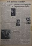 The Ursinus Weekly, June 8, 1964 by Craig S. Hill, Valerie Moritz, John Wirth, Candace Sprecher, Sally Campbell, and Constance Laughlin