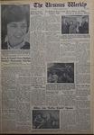 The Ursinus Weekly, October 22, 1962
