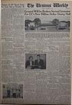 The Ursinus Weekly, November 19, 1962