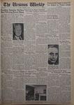 The Ursinus Weekly, February 11, 1963