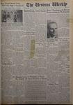 The Ursinus Weekly, February 18, 1963