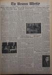 The Ursinus Weekly, April 29, 1963 by Sharon E. Robbins, Carl F. Peek, and Craig Garner