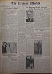 The Ursinus Weekly, May 20, 1963
