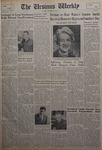 The Ursinus Weekly, October 23, 1961