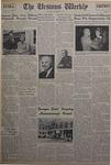 The Ursinus Weekly, November 6, 1961