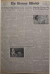 The Ursinus Weekly, November 20, 1961