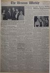 The Ursinus Weekly, February 19, 1962
