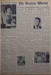 The Ursinus Weekly, February 26, 1962